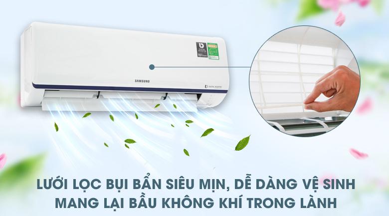 Màng lọc kháng khuẩn - Máy lạnh Samsung Inverter 1 HP AR10RYFTAURNSV