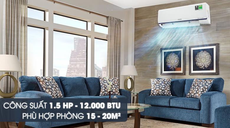 Máy lạnh Samsung Inverter 1.5 HP AR13RYFTAURNSV
