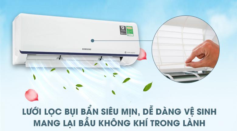 Màng lọc kháng khuẩn - Máy lạnh Samsung Inverter 1.5 HP AR13RYFTAURNSV