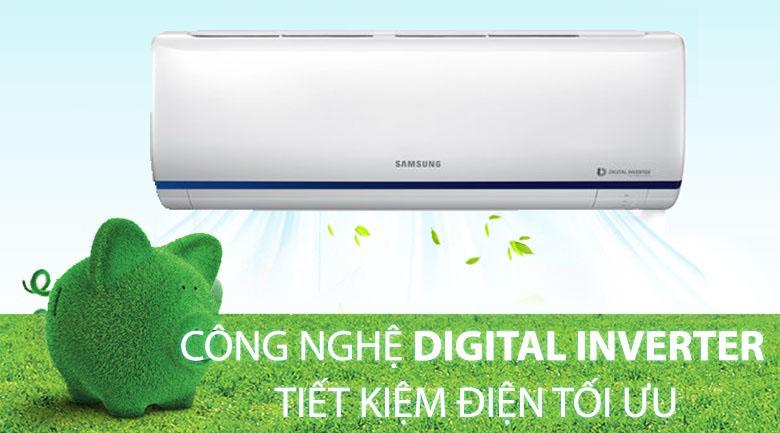 Công nghệ Digital Inverter - Máy lạnh Samsung Inverter 2 HP AR18RYFTAURNSV