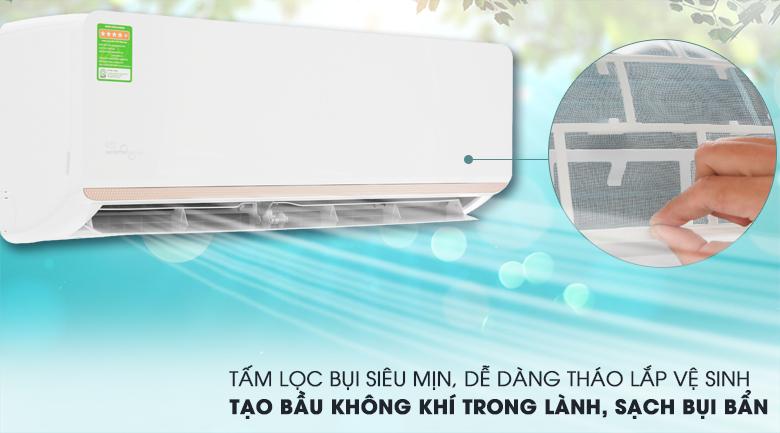 Tấm lọc HD - Máy lạnh Electrolux Inverter 1.5 HP ESV12CRR-C2