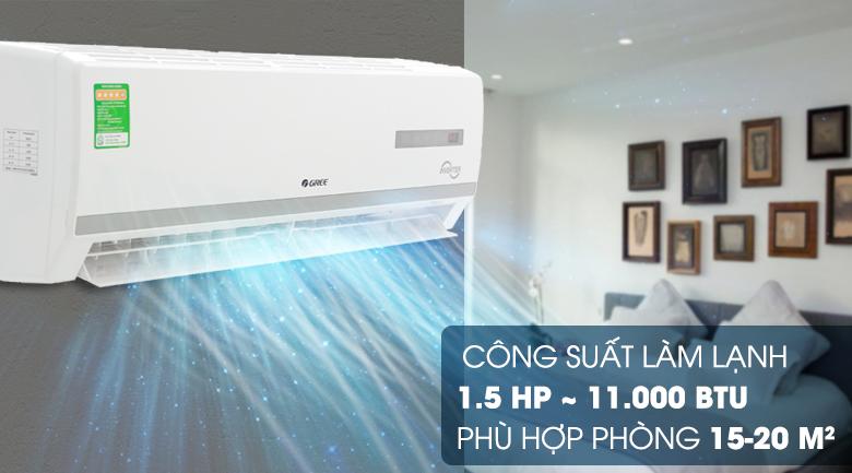 Máy lạnh Gree Inverter 1.5 HPGWC12WA-K3D9B7I - Thiết kế