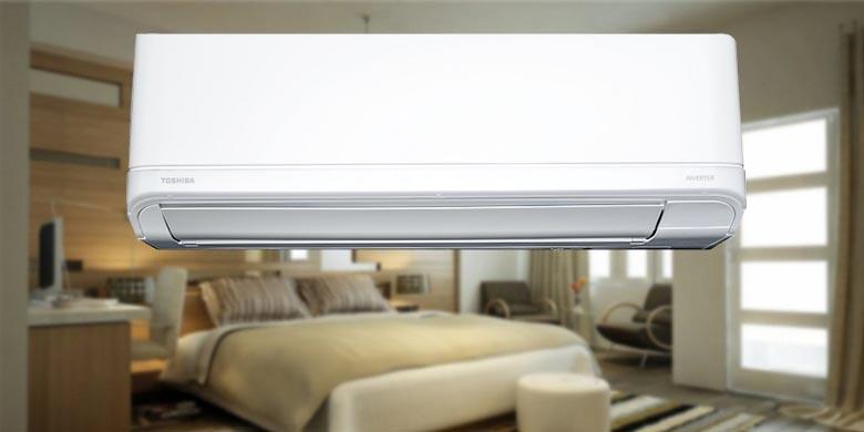 Máy lạnh Toshiba Inverter 1 HP RAS-H10J2KCVRG-V