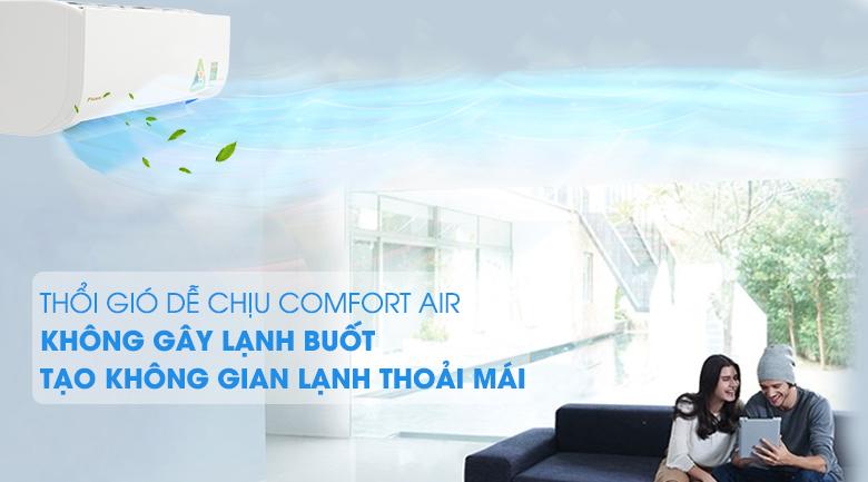 Thổi gió dễ chịu - Máy lạnh Daikin Inverter 2.5 HP FTKC60UVMV