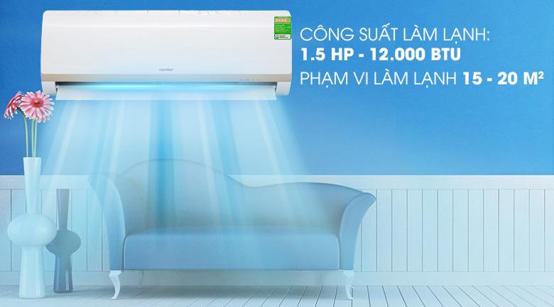 Máy lạnh Comfee SIRIUS-12ED - công suất