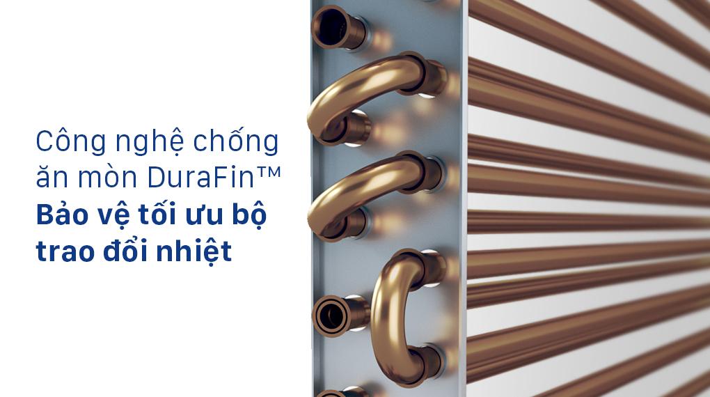 Máy lạnh Samsung Inverter 1 HP AR10TYHYCWKNSV - Công nghệ chống ăn mòn DuraFin™