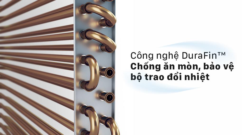 Máy lạnh Samsung Inverter 1.5 HP AR13TYHYCWKNSV - DuraFin
