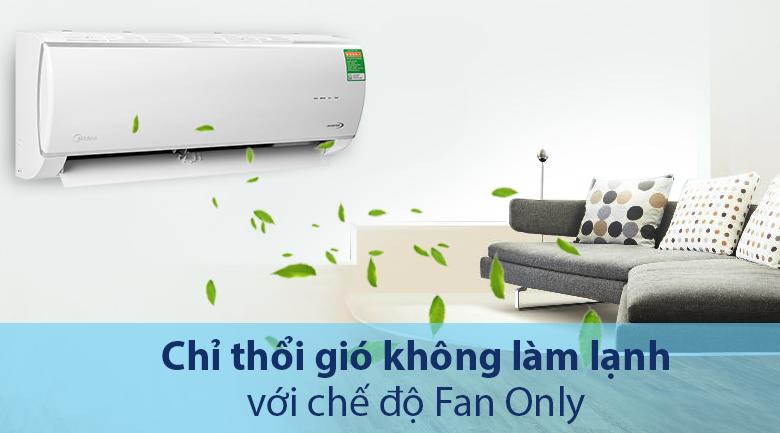 Fan Only