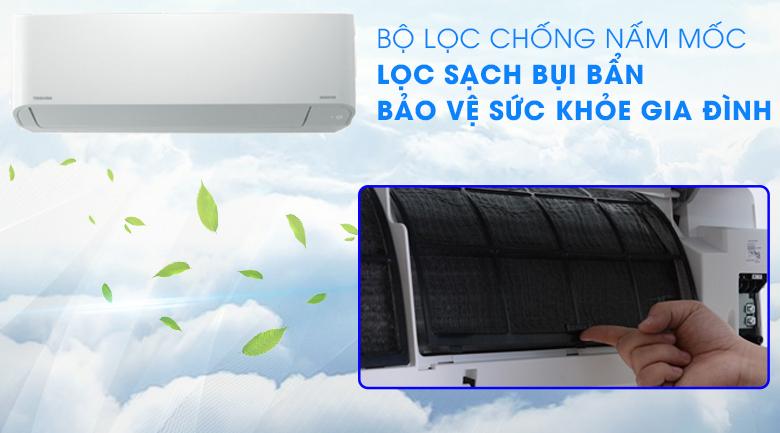Máy lạnh Toshiba RAS H18C2KCVG-V
