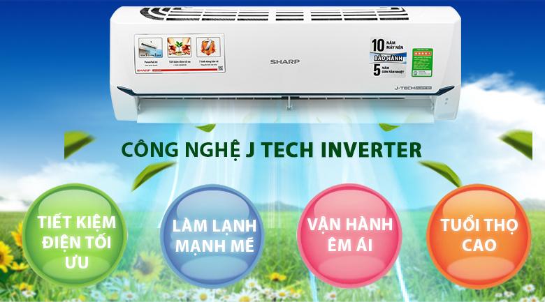 J-tech Inverter