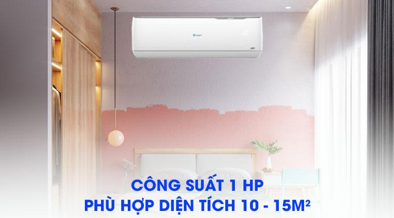 Công suất 1 HP - Máy lạnh Casper Inverter 1 HP GC-09TL32