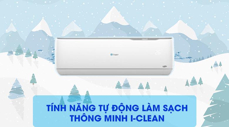I-Clean - Máy lạnh Casper Inverter 1.5 HP GC-12TL32