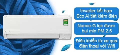 Panasonic Inverter 1 HP
