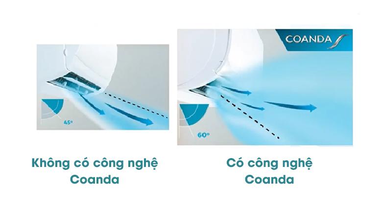 Coanda - Máy lạnh Daikin Inverter 1 HP ATKA25UAVMV
