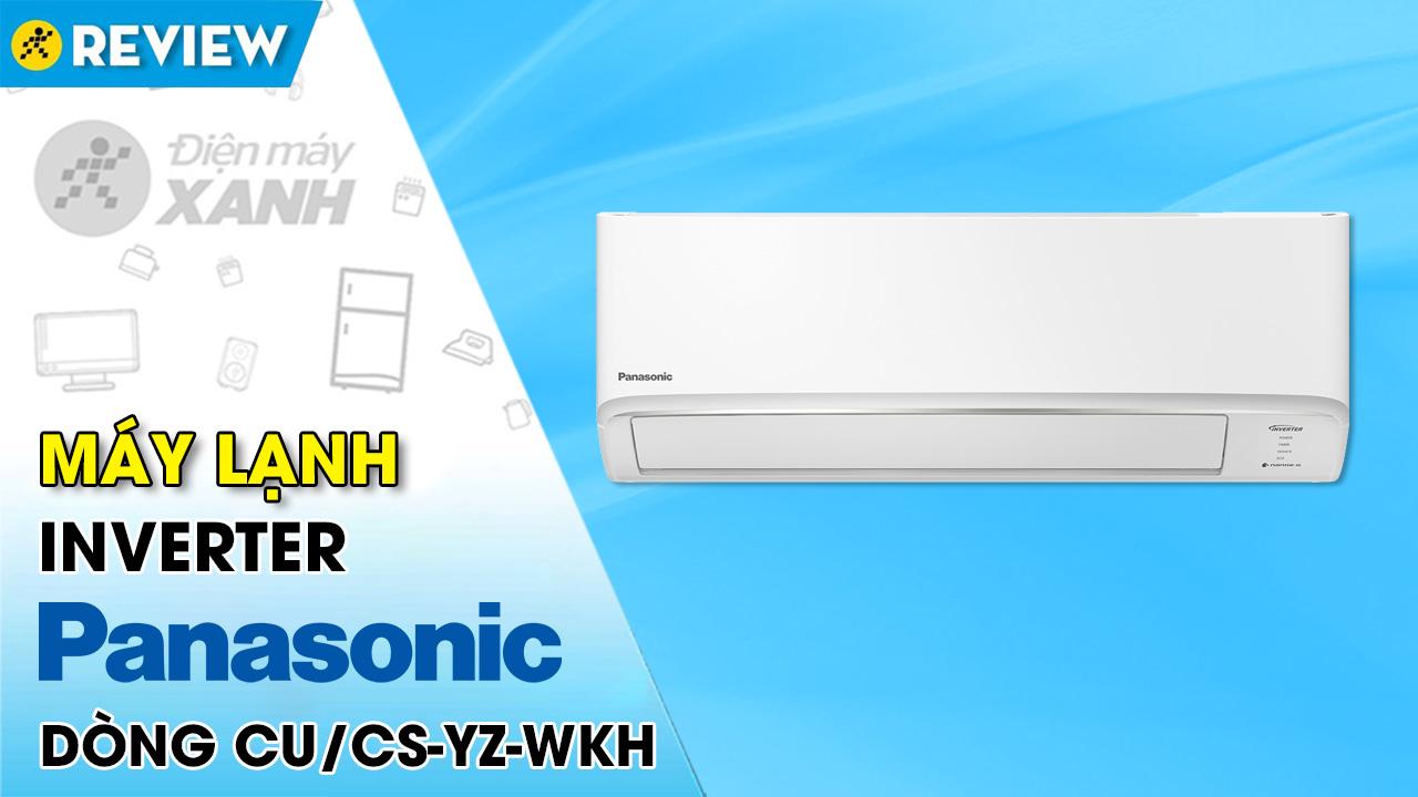 Máy lạnh 2 chiều Panasonic Inverter 1 HP CU/CS-YZ9WKH-8