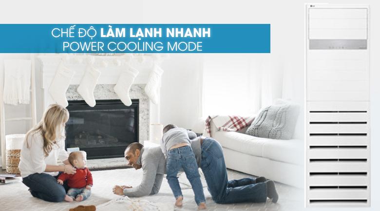 Chế độ làm lạnh nhanh Power Cooling Mode