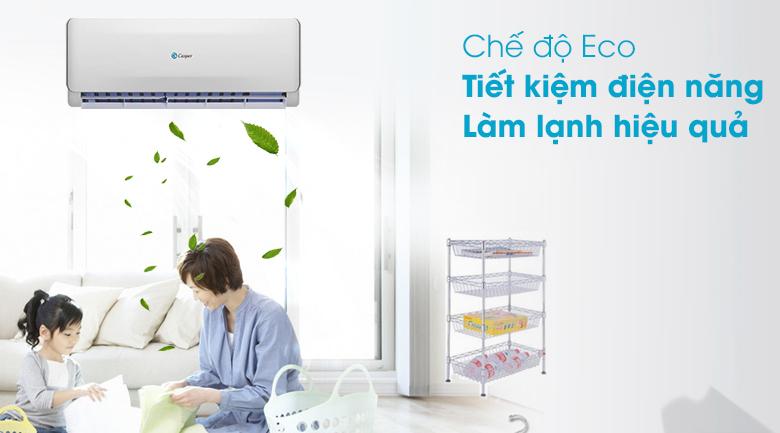Máy lạnh 2 chiều Casper 1.5 HP EH-12TL22 - Eco