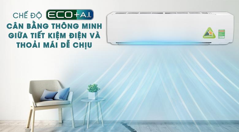Chế độ Econo - Nâng cao hiệu quả tiết kiệm điện