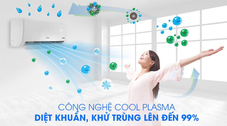 Máy lạnh Gree GWC24PD-K3D0P4 - công nghệ Cool Plasma