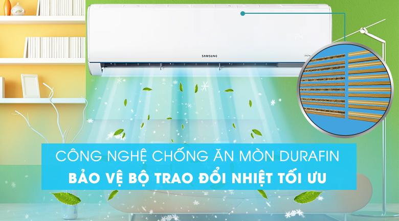 Máy lạnh Samsung AR09TYHQASINSV - bảo vệ bộ trao đổi nhiệt tốt hơn