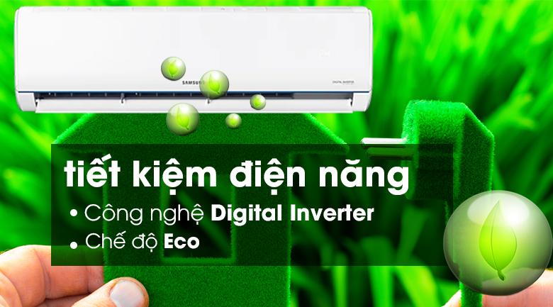 Máy lạnh Samsung AR09TYHQASINSV - với công nghệ Inverter hiện đại