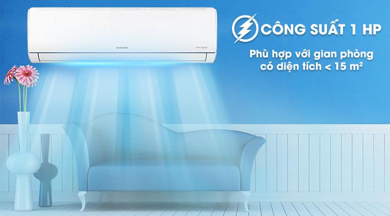 Máy lạnh Samsung AR09TYHQASINSV - có công suất 1 HP