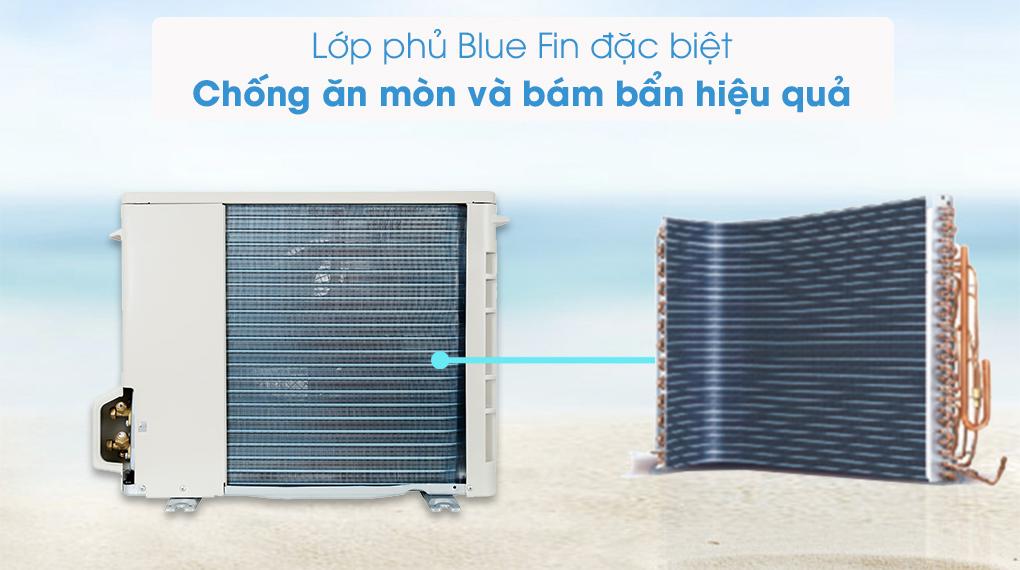 Máy lạnh Sharp AH-XP10YMW - Blue Fin
