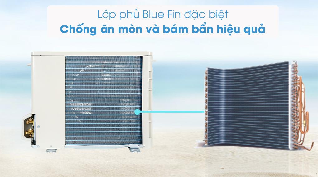 Máy lạnh Sharp AH-XP13YMW - Blue Fin
