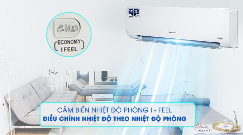 Máy lạnh Nagakawa NIS-C18R2H10 - I Feel