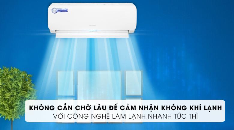 Máy lạnh Nagakawa 1HP NS-C09R2M09 - Làm lạnh nhanh