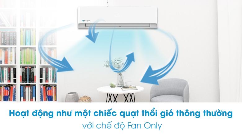 Máy lạnh Casper 1 HP LC-09FS32 - Fan Only