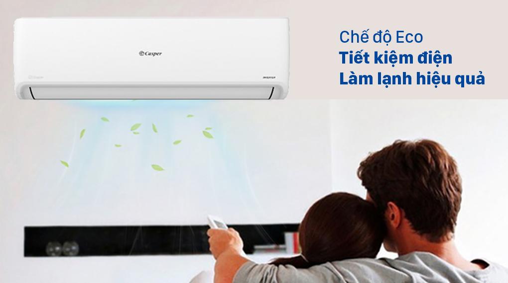 Máy lạnh Casper Inverter 2.5 HP GC-24IS32 - Eco tiết kiệm điện