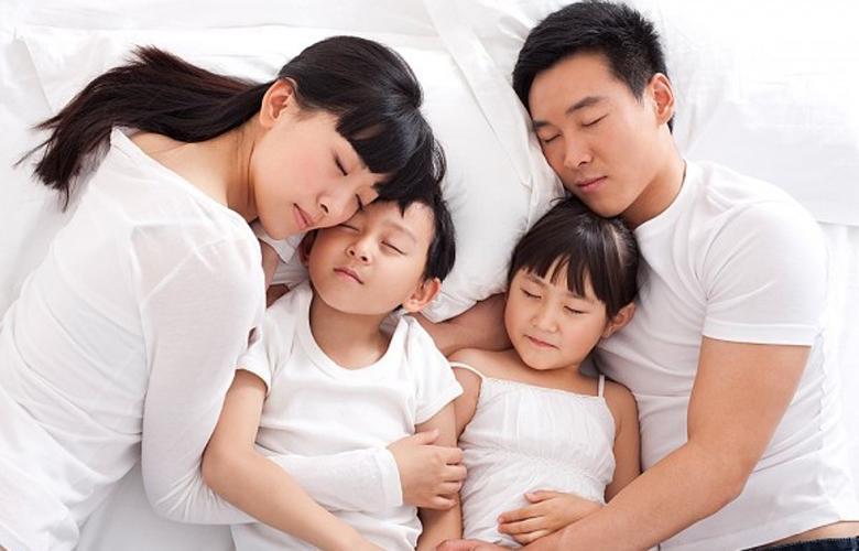 Máy lạnh mang đến bầu không khí dễ chịu cho gia đình bạn