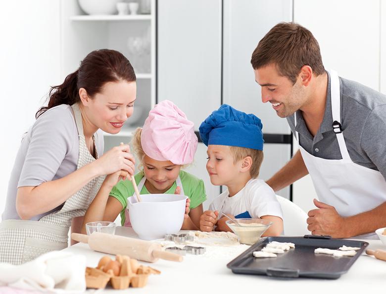 Thoải mái vui đùa bên gia đình với bầu không khí mát mẻ