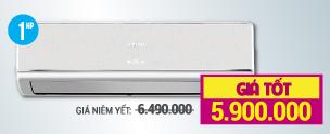 Máy lạnh Sanyo SAP-KC9BGES8 1 Hp
