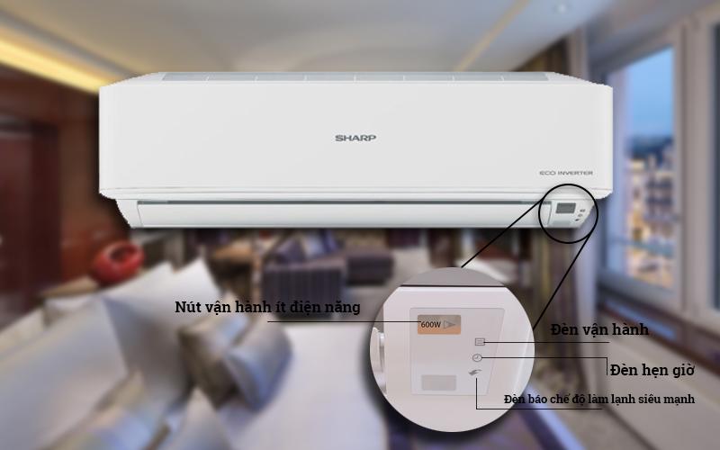 Máy lạnh có thiết kế độc đáo