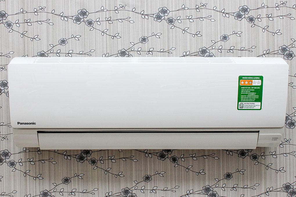 Máy lạnh Panasonic 1.5 HP CU/CS-KC12QKH-8 hình 1