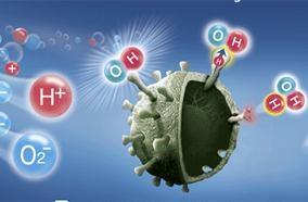 Công nghệ Plasmacluster nâng cao chất lượng không khí
