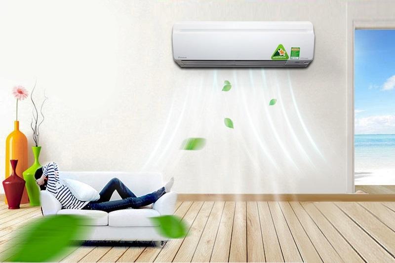 Công nghệ Inverter này còn giúp cho nhiệt độ phòng luôn được giữ ổn định và thích hợp