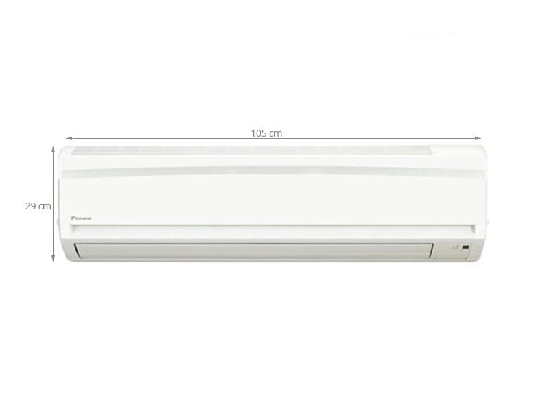 Thông số kỹ thuật Máy lạnh Daikin Inverter 2 HP FTKS50GVMV