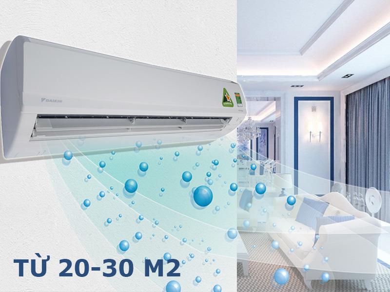 Máy lạnh Daikin 2 HP FTKS50GVMV