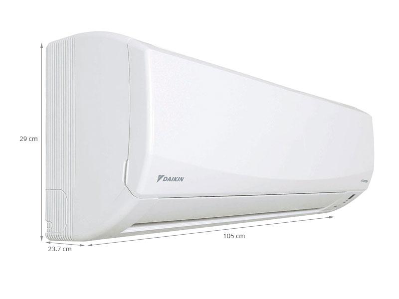 Thông số kỹ thuật Máy lạnh Daikin Inverter 2 HP FTKC50NVMV