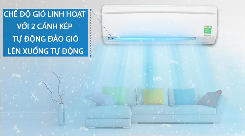 Cánh kép - Máy lạnh Daikin 1 HP FTNE25MV1V9