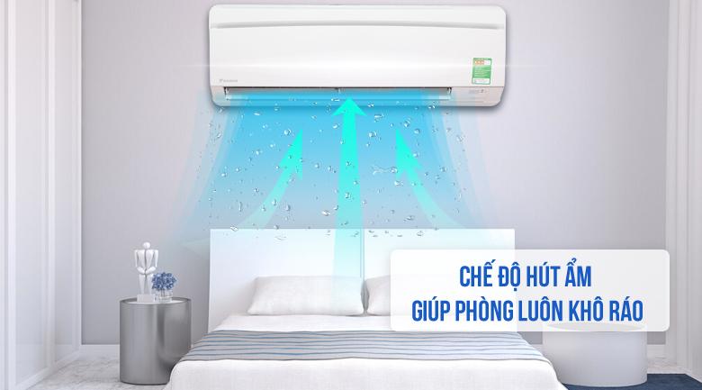 Hút ẩm - Máy lạnh Daikin 1 HP FTNE25MV1V9