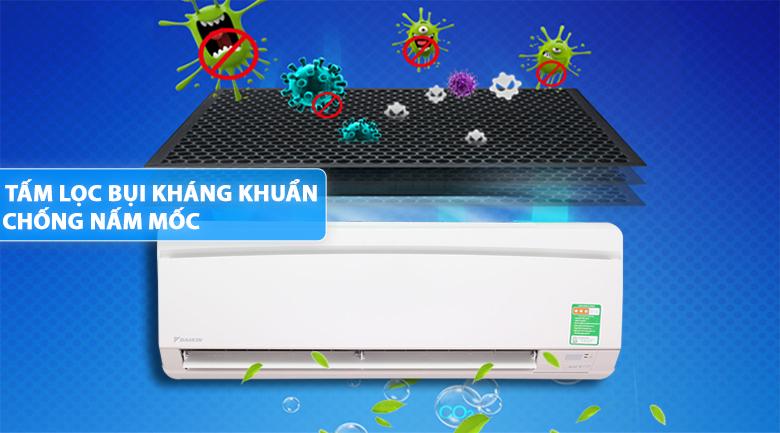 Lọc bụi - Máy lạnh Daikin 1 HP FTNE25MV1V9