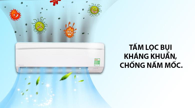 Tấm lọc vi khuẩn - Máy lạnh Daikin 1.5 HP FTNE35MV1V9
