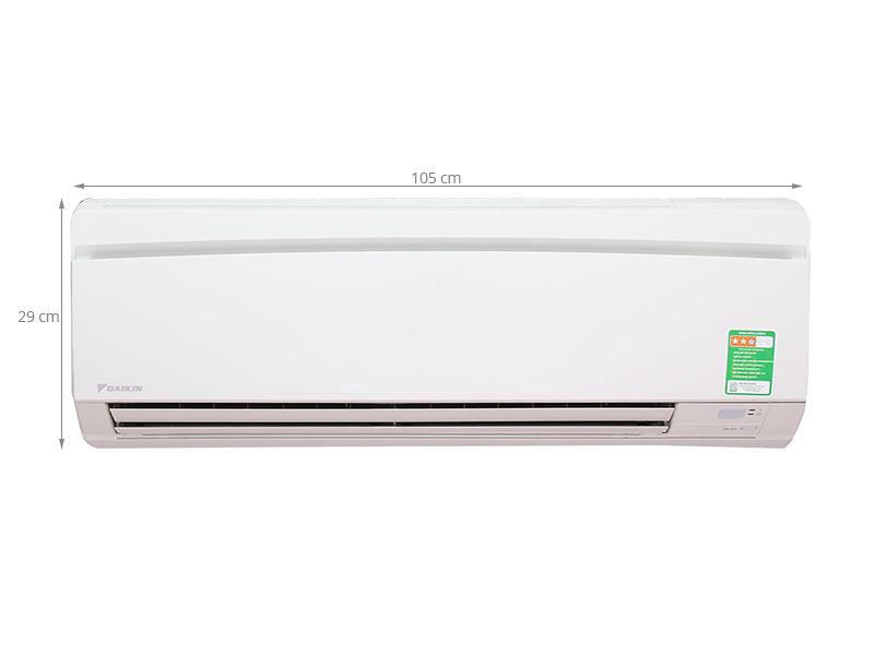 Thông số kỹ thuật Máy lạnh Daikin FTNE50MV1V 2 Hp
