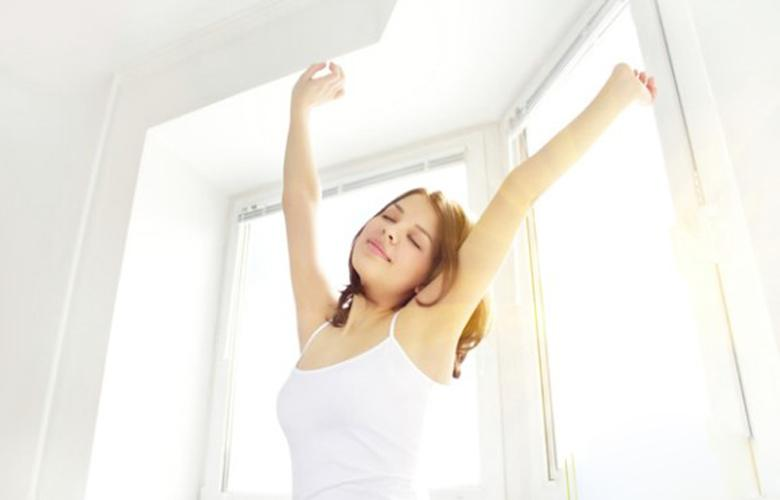 Không khí trong lành mang đến một sức khỏe tốt