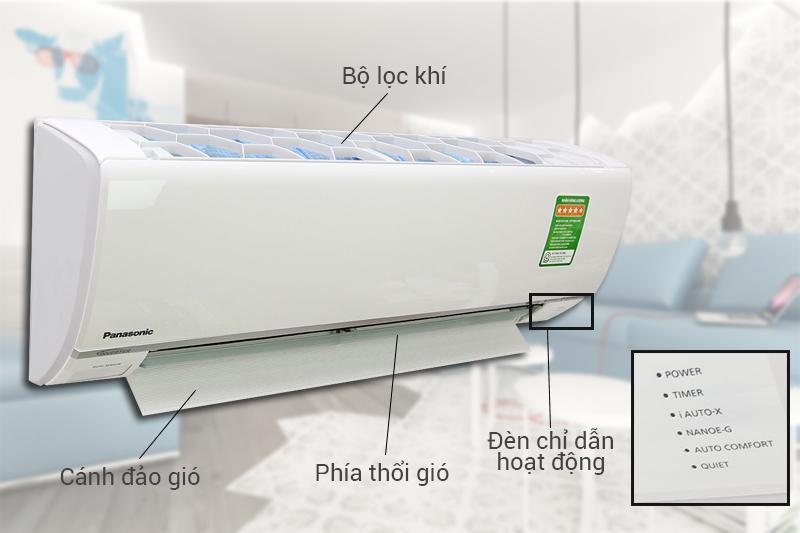 Máy lạnh Panasonic CU/CS-S9RKH-8