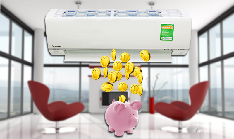 Tiết kiệm tối đa điện năng tiêu thụ